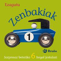 Ezagutu Zenbakiak - Batzuk