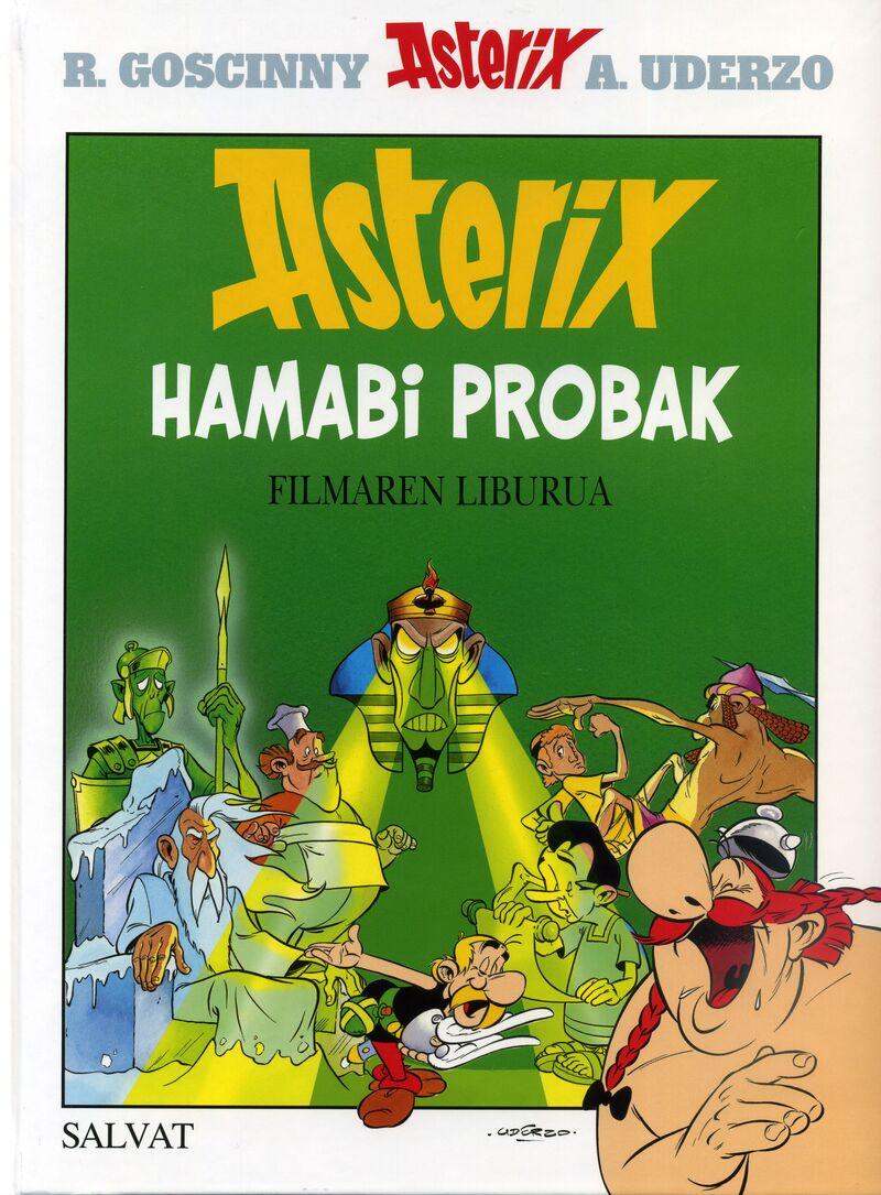 Asterix Eta Hamabi Probak - Rene Goscinny