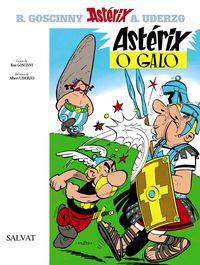 Asterix O Galo - Rene Goscinny
