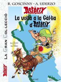 VOLTA A LA GALLIA D'ASTERIX, LA
