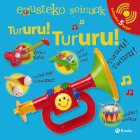Ezusteko Soinuak - ¡tururu! ¡tururu! - Batzuk