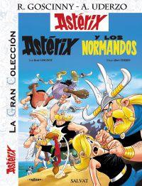Asterix Y Los Normandos - Rene Goscinny / Albert Uderzo (il. )