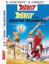 Asterix Y Los Juegos Olimpicos - Rene Goscinny / Albert Uderzo (il. )