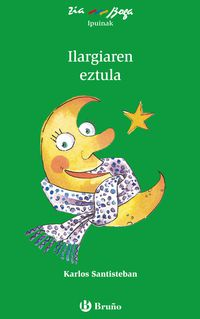 Ilargiaren Eztula (9 Ed) - Karlos Santisteban