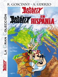 Asterix En Hispania - Rene Goscinny / Albert Uderzo (il. )