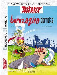 Buruzagien Borroka - Rene Goscinny / Albert Uderzo (il. )