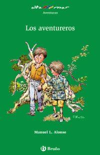 Los aventureros - Manuel L. Alonso