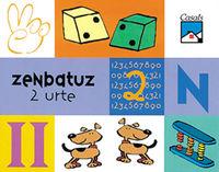 2 URTE - KALKULUA - ZENBATUZ