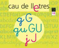 5 ANYS - CAU DE LLETRES 13 (G, J) - BESTIOLES (BAL, CAT, C. VAL)