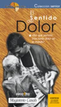 (DVD) SENIOR - EL SENTIDO DEL DOLOR