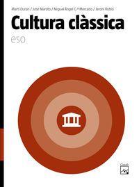 ESO 3 / 4 - CULTURA CLASSICA (CAT, BAL)