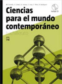 BACH 1 - CIENCIAS PARA EL MUNDO CONTEMPORANEO (MEC)
