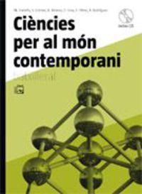BATX 1 - CIENCIES PER AL MON CONTEMPORANI BATX (VAL)