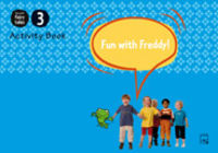 3 YEARS - FUN WITH FREDDY! ACTIVITY BOOK 3 - FUN WITH FAIRY TALES (MEC)