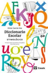 DICC. ESCOLAR ETIMOLOGICO 2012