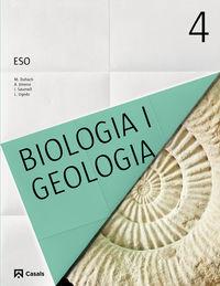eso 4 - biologia i geologia (bal, cat, c. val) - Aa. Vv.