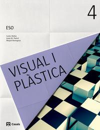 ESO 4 - VISUAL I PLASTICA (CAT, BAL)