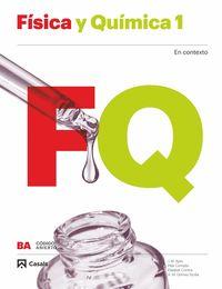 BACH 1 - FISICA Y QUIMICA - CODIGO ABIERTO