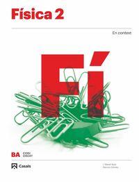 BATX 2 - FISICA (BAL, CAT, C. VAL)