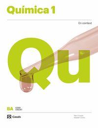 BATX 1 - QUIMICA (CAT) - CODIGO ABIERTO