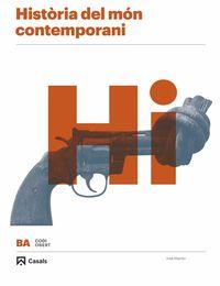 BATX 1 - HISTORIA DEL MON CONTEMPORANI (BAL, CAT, C. VAL) - CODIGO ABIERTO