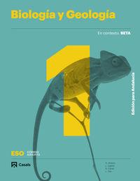 ESO 1 - BIOLOGIA Y GEOLOGIA (AND) - CODIGO ABIERTO