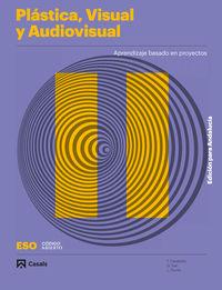ESO 2 - PLASTICA, VISUAL Y AUDIOVISUAL (AND) - CODIGO ABIERTO