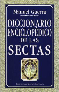 DICC. ENCICLOPEDICO DE LAS SECTAS