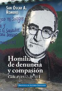 HOMILIAS DE DENUNCIA Y COMPASION - CICLO A (1977-1978) I