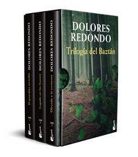 Pack Trilogia Del Baztan - Dolores Redondo