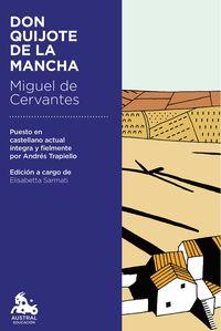 Don Quijote De La Mancha - Andres Trapiello