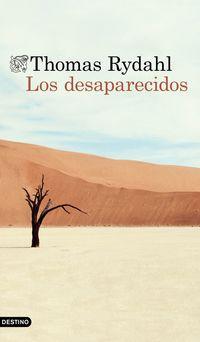 Los desaparecidos - Thomas Rydahl
