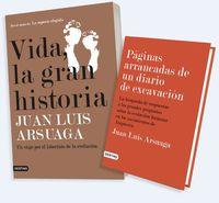Pack Tc Vida, La Gran Historia (+opusculo) - Juan Luis Arsuaga
