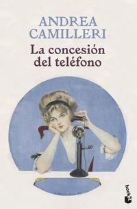 La concesion del telefono - Andrea Camilleri