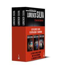 (pack) bevilacqua y chamorro - el lejano pais de los estanques + el alquimista impaciente + el mal de corcira - Lorenzo Silva