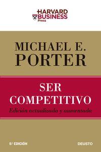 ser competitivo - Michael E. Porter