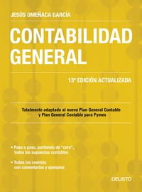 (13 ED) CONTABILIDAD GENERAL - PGC Y PGC PYMES
