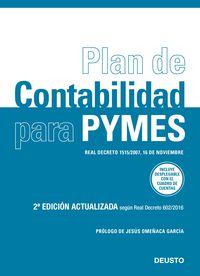 (2 ED) PLAN DE CONTABILIDAD PARA PYMES
