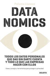 Datanomics - Como Los Datos Afectan A Nuestra Vida - Paloma Llaneza