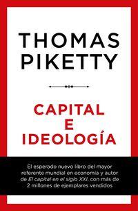 CAPITAL E IDEOLOGIA
