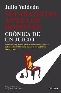 Separatistas Ante Los Ropones - Julio Valdeon