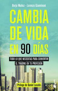 CAMBIA DE VIDA EN 90 DIAS - TODO LO QUE NECESITAS PARA CONVERTIR EL TRADING EN TU PROFESION