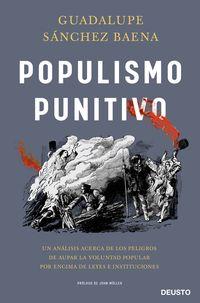 Populismo Punitivo - Guadalupe Sanchez Baena