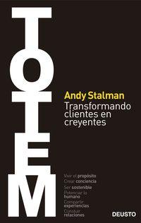 TOTEM - TRANSFORMANDO CLIENTES EN CREYENTES