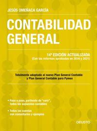 CONTABILIDAD GENERAL - 14ª EDICION ACTUALIZADA