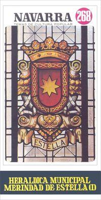 HERALDICA MUNICIPAL - MERINDAD DE ESTELLA (I)