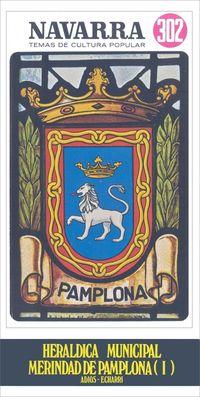 HERALDICA MUNICIPAL - MERINDAD DE PAMPLONA (I) - ADIOS-ECHARRI