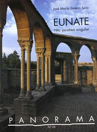 Eunate - Hito Jacobeo Singular - Jose Maria Jimeno Jurio