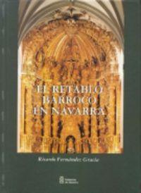 RETABLO BARROCO EN NAVARRA, EL