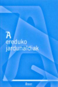 """""""A"""" EREDUKO JARDUNALDIAK (2003KO MAIATZA)"""